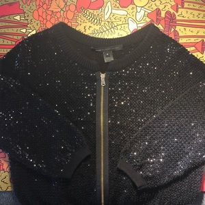 ⭐️ Marc by Marc Jacobs wool sequin cardigan
